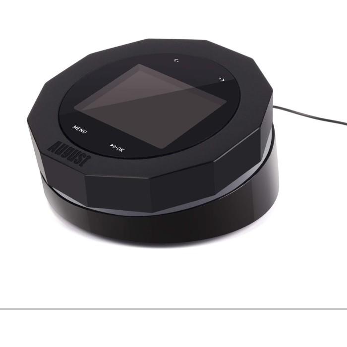 August DR245 - FM DAB Radio Bluetooth Δέκτης Ασύρματα Ηχεία Onetrade