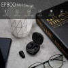 August EP800B - Bluetooth TWS Ακουστικά, Μαύρα Ασύρματα Ηχεία Onetrade