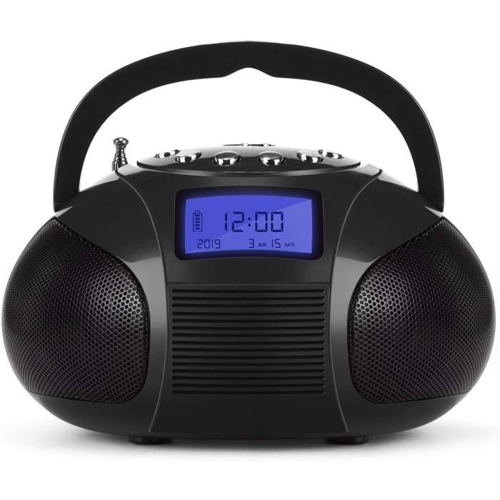 August SE20B - Φορητό ραδιόφωνο με Bluetooth Speaker Ασύρματα Ηχεία Onetrade