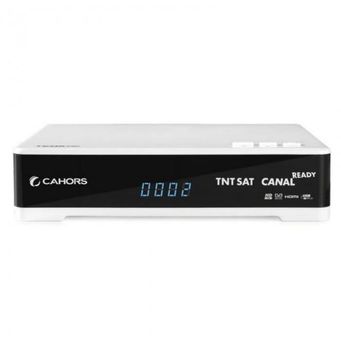 CAHORS TEOX HD TNTSAT - DVB-S2 Δέκτης Δορυφορικοί Onetrade
