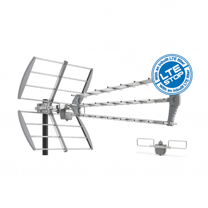 Fuba DAT902B - LTE Κεραία Εξωτερικές Επίγειες Onetrade