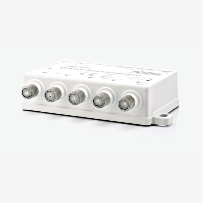 Fuba OAE 905 - Μονάδα τερματισμού Quattro για Πολυδιακόπτη LNB Onetrade