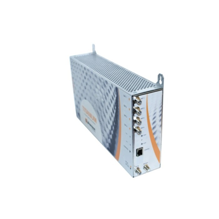 Johansson 8701 Titanium 8 - DVB-T/C Digital Compact Κεφαλές Onetrade