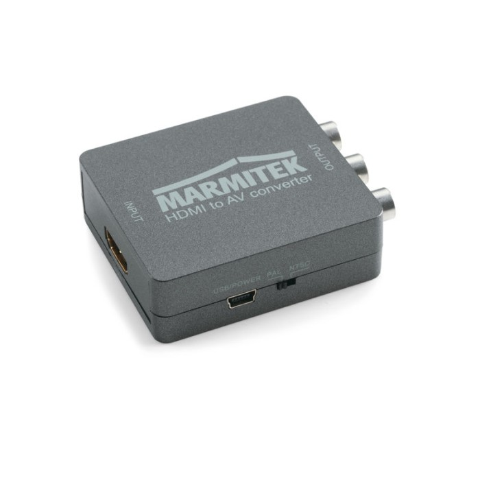 מודיעין Marmitek Connect HA13 - HDMI to RCA / SCART NG-23