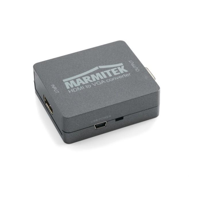 Marmitek Connect HV15 - Μετατροπέας HDMI σε VGA Converters HDMI / ΗΧΟΥ Onetrade