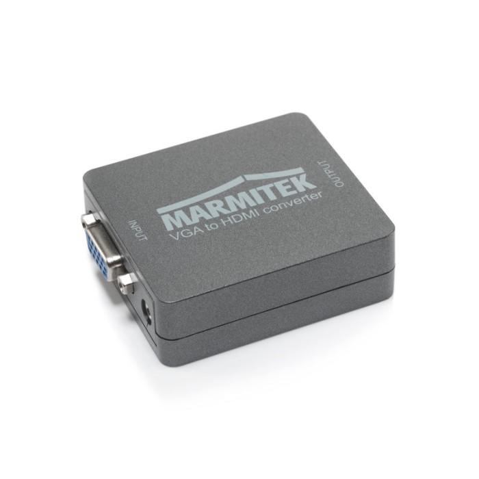 Marmitek Connect VH51 - Μετατροπέας VGA σε HDMI  Converters HDMI / ΗΧΟΥ Onetrade