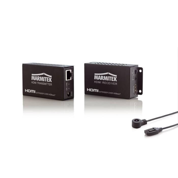 Marmitek MegaView 121 - HDMI & RC μέσω μονού CAT5/6 Ενσύρματη Αναμετάδοση HDMI Onetrade