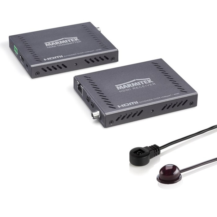 Marmitek MegaView 141 UHD - HDMI & RC μέσω μονού CAT5/6 Ενσύρματη Αναμετάδοση HDMI Onetrade