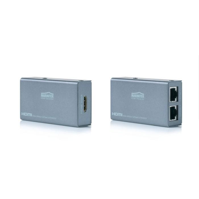 Marmitek MegaView 60 - HDMI μέσω διπλού CAT5/6 Ενσύρματη Αναμετάδοση HDMI Onetrade