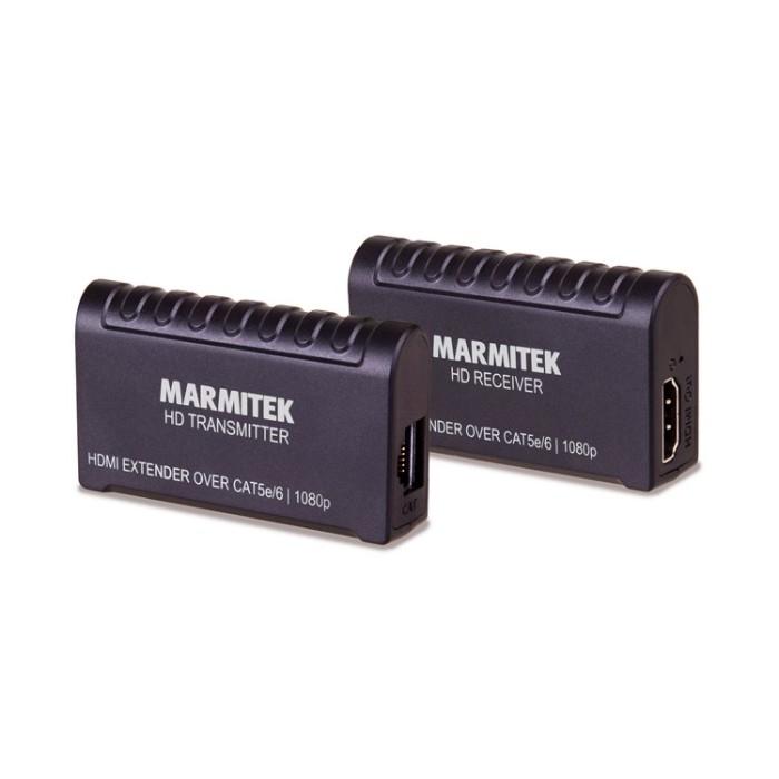 Marmitek MegaView 63 - HDMI μέσω μονού CAT5e/6 Ενσύρματη Αναμετάδοση HDMI Onetrade