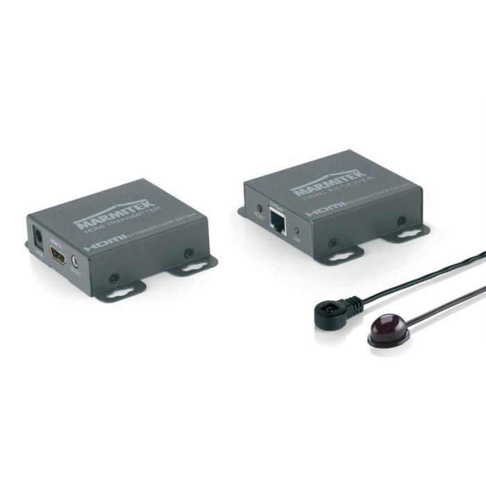 Marmitek MegaView 66 - HDMI & RC μέσω μονού CAT5/6 Ενσύρματη Αναμετάδοση HDMI Onetrade