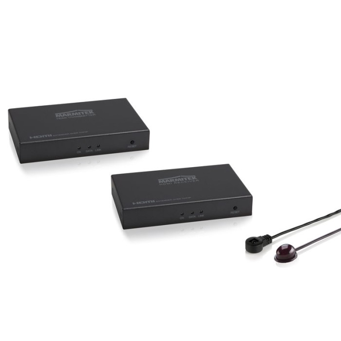 Marmitek MegaView 91 - HDMI & RC μέσω ενός καλωδίου CAT5/6 Ενσύρματη Αναμετάδοση HDMI Onetrade