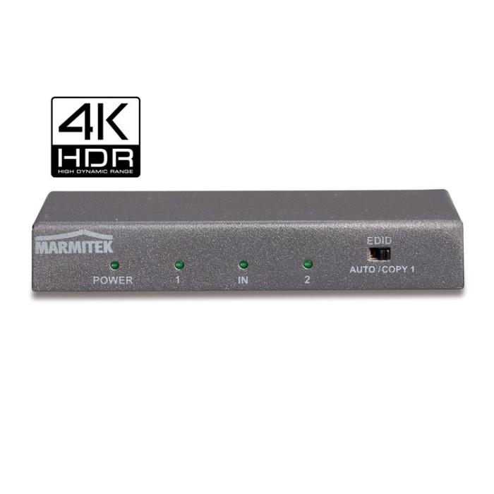 Marmitek Split 612 UHD 2 0 - HDMI Splitter
