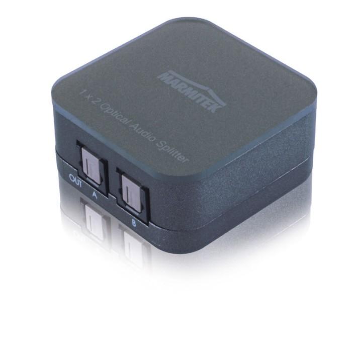 Marmitek Split TS12 - Ψηφιακό splitter ήχου 1 IN / 2 OUT Converters HDMI / ΗΧΟΥ Onetrade