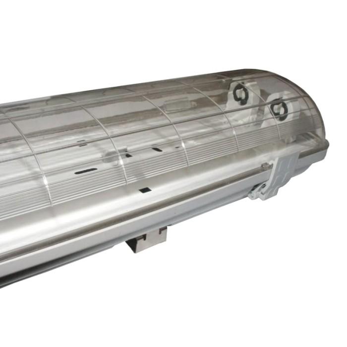 RP - Φωτιστικό Εσωτερικό Στεγανό Value 2Χ120εκ/IP-65  Φωτιστικά Εσωτερικού Χώρου
