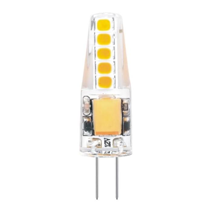 Redled Λάμπα - G4 LED 2.2W/AC/DC/12V/6000K/Ψυχρό Λάμπες