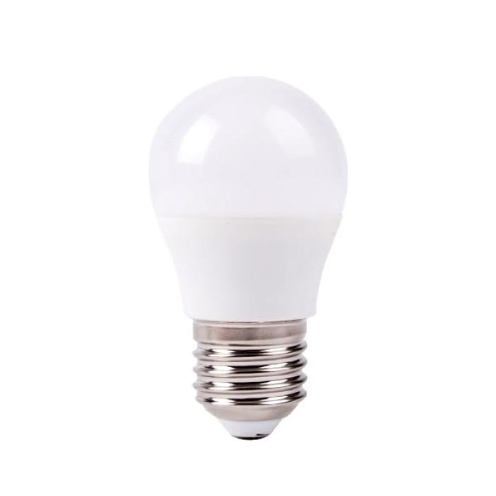 Redled Σφαιρική Λάμπα - VALUE LED Ε27/6W/6500K/Ψυχρό Λάμπες