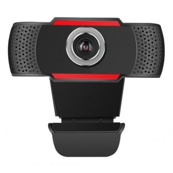 Techly I-WEBCAM-60T - Full HD USB Κάμερα