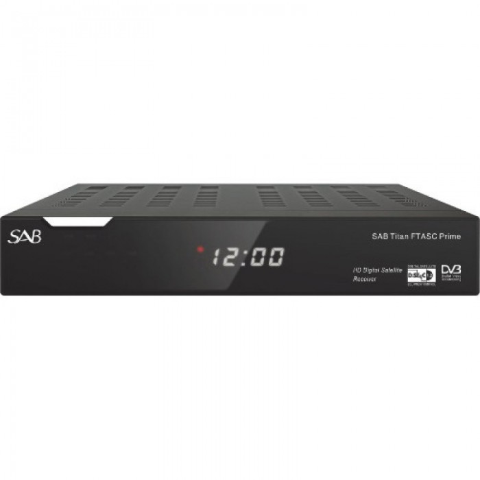 SAB Titan FTASC Prime - DVB-S2 Receiver Δορυφορικοί Onetrade