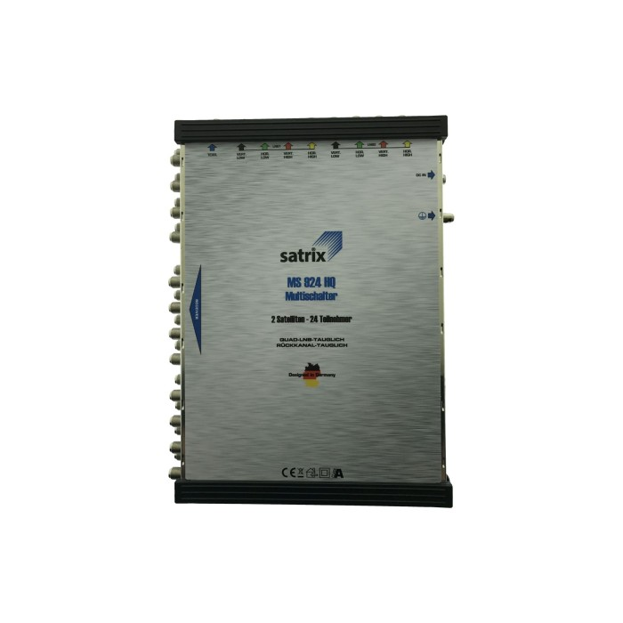 Satrix MS924 HQ - Πολυδιακόπτης 9 εισόδων / 24 εξόδων Πολυδιακόπτες Onetrade