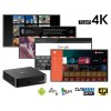 TELE System TS UP 4K - Smart Box Android DVB-T2/S2 Δορυφορικοί Onetrade