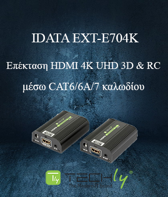 Techly IDATA EXT-E704K